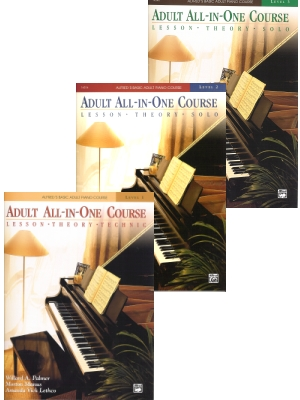 Alfreds Basic Adult All In One Course ALF