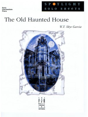 Lovley 39 s music san diego 39 s largest supplier of sheet for Classic haunted house novels