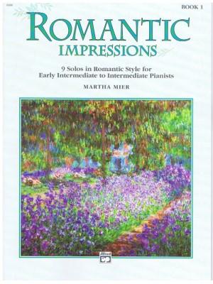 Martha Mier Romantic Impressions Book 2